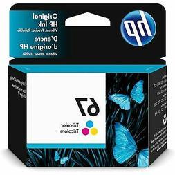 HP 67 Tri-color Original Ink Cartridge