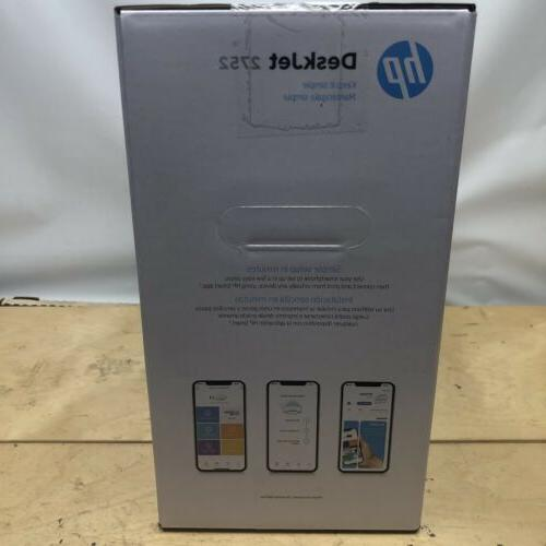 HP 2752 All Color Inkjet Ready