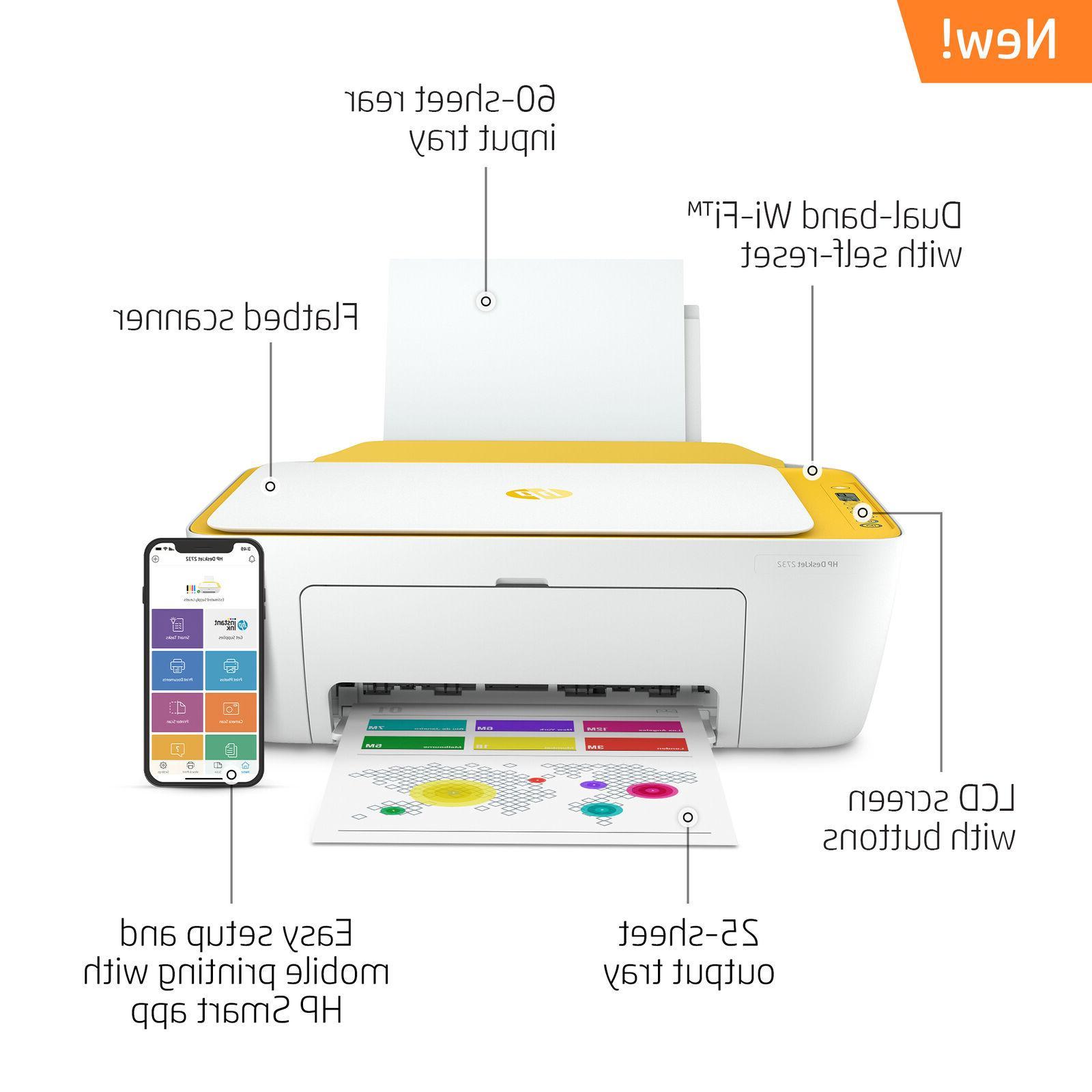 deskjet 2755 all in one printer