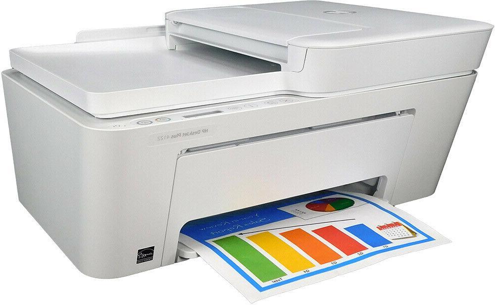 HP DeskJet Plus 4122 All-in-One -